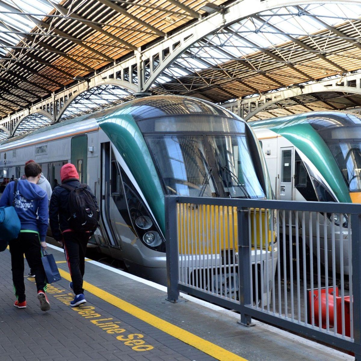 Maynooth, Co. Kildare - Irish Rail