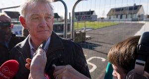 Peter Casey: his opinions on Travellers are not welcome in modern Ireland. Photograph: Don Moloney/Press 22
