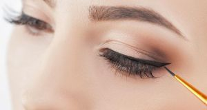 A high-quality eye liner is a must-have beauty product. Photograph: iStock