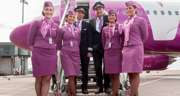 Earlier This Year Wow Air Also Announced It Would Be Operating Flights From Dublin To Orlando