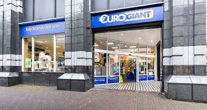 Euro Giant's 20-year lease runs from 2012 and it pays rent of €95,000 per year.