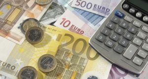 A cash inheritance  of €150,000 is below the €320,000 tax exempt threshold applying for a child inheriting from a parent, and therefore incurs no tax bill.