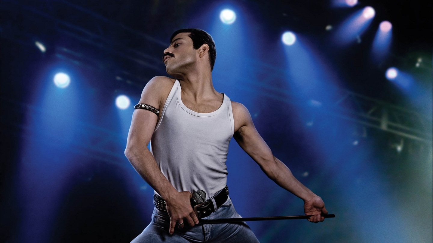 In Freddie Mercury I saw a very shy and at times lonely figure'