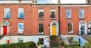 41 Upper Leeson Street, Dublin 4: house and mews is for sale for €1.35 million