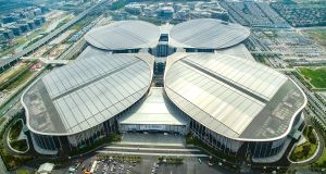 China hosts world's largest trade expo