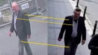 CCTV footage of 'body double' emerges of murdered journalist