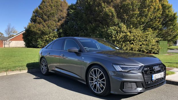 Audi Plays A Safe Shot With The New A6 But Neatly Pots The Black