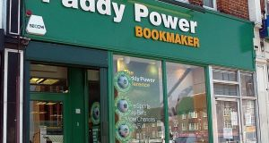 Paddy Power Betfair fell almost 3.9 per cent to €73.45. Several UK-exposed gambling companies were under pressure after the Financial Times reported that UK Chancellor Philip Hammond was set to increase taxes paid by offshore bookies in his budget later this month.