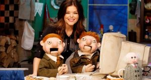 Podge, Rodge and Doireann Garrihy (God love her)