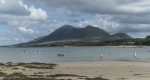 Along with 'The Reek', Westport offers a large range of outdoor activities. Photograph: Brian Cregan