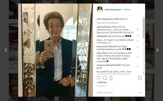 Instagram: Eileen Style Queen