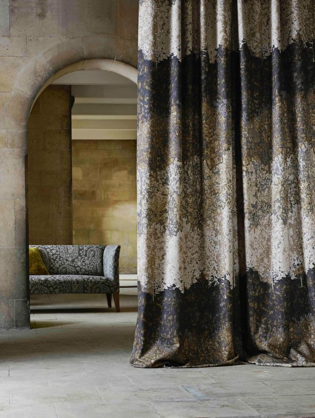 HD Best in Class drawing the drapes Zoffany