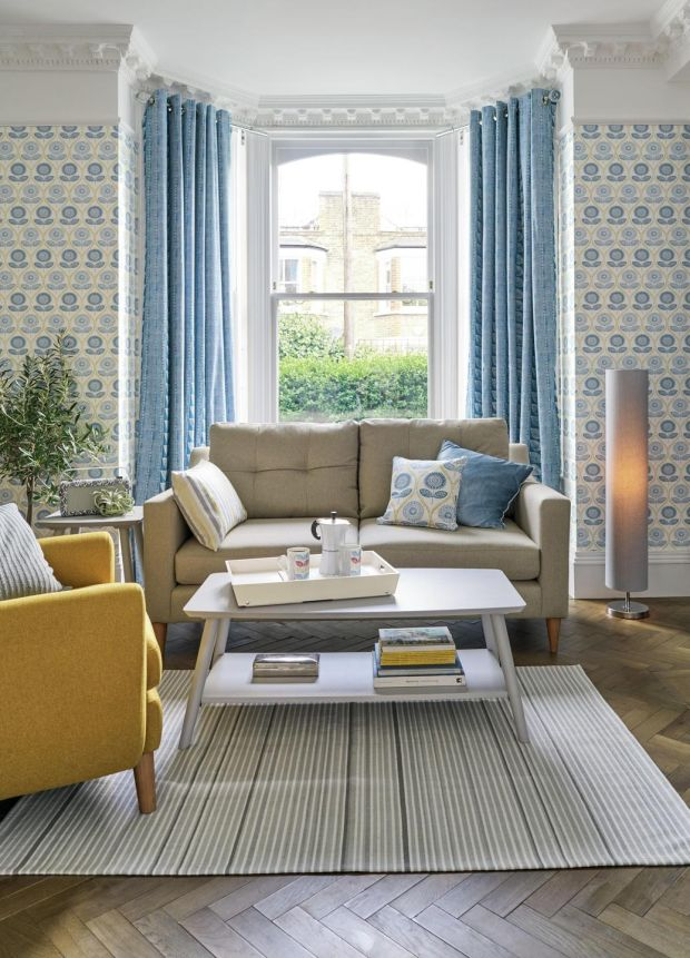 HD Best in Class drawing the drapes Laura Ashley