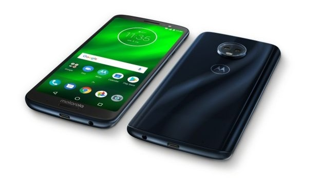 Motorola G6: has a spec that puts it in contention with the best middle of the road phones.