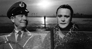 Joe E Brown and Jack Lemmon in 'Some Like It Hot'. Photograph: Metro-Goldwyn-Mayer Studios Inc