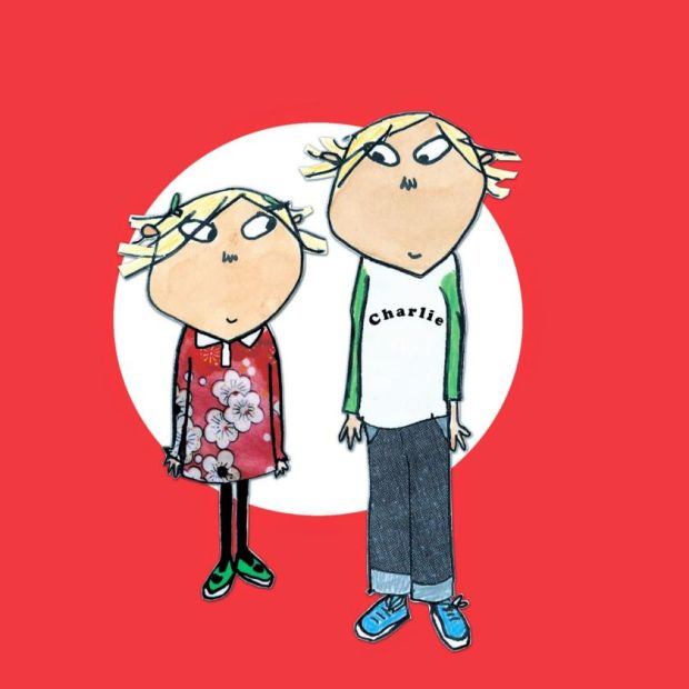 Lauren Child: Lola and Charlie, from the writer's bestselling series