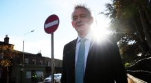 A taxi man explained why Peter Casey would be a great president