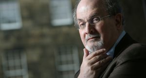"Salman Rushdie: Britain had blasphemy laws on the books when ""The Satanic Verses"" affair blew up. Photograph: Jeremy Sutton-Hibbert/Getty"