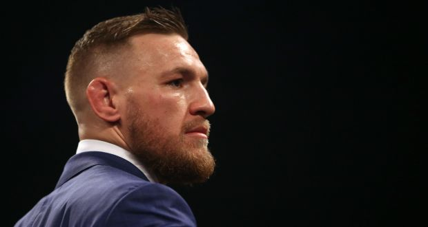 6160ca7d6b7 Conor McGregor s lawyers argue the requests are designed to pressure him  into settling the case.