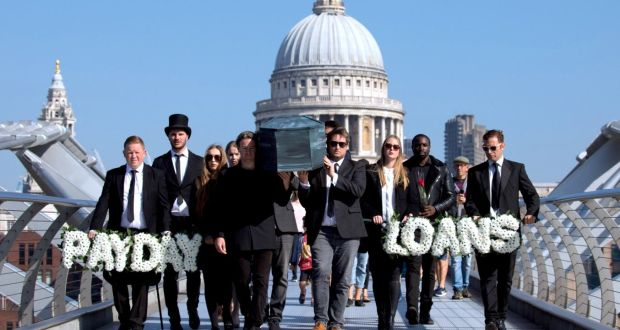 "Wagestream employees recently held a ""funeral"" for the payday loans industry following the demise of Wonga"