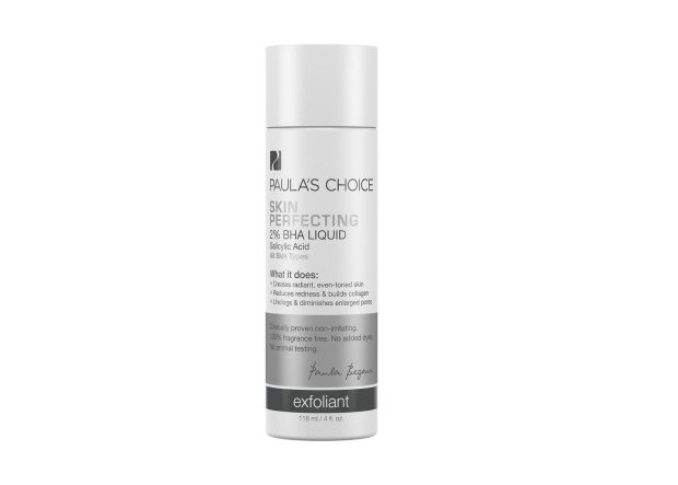 Paula's Choice Skin Perfecting 2% BHA Liquid.