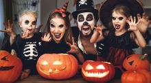 Fangtastic fun: loads to do with kids this Halloween