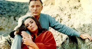 Elizabeth Taylor and Richard Burton. Ms Taylor was a big fan of Bulgari products.