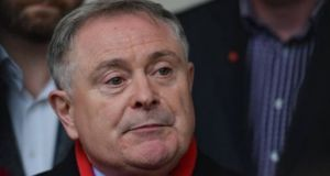 "Brendan Howlin:  he said it was ""amazing"" that the government jet issue was persisting."