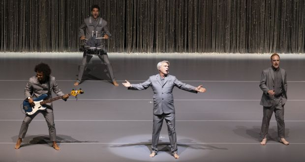 David Byrne Never Stopped Making Sense Photograph Andrew Benge Getty Images
