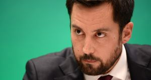 Minister for Housing, Planning and Local Government Eoghan Murphy TD. Photograph: Dara Mac Dónaill/The Irish Times