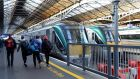 Rough journey?: Irish Rail had 407 complaints of anti-social behaviour last year, 117 reported incidents of intimidation and 70 vandalism complaints. Photograph: Eric Luke