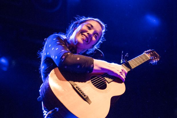 Lisa Hannigan, who's appearing at Westival. Photograph: Xavi Torrent/WireImage/Getty