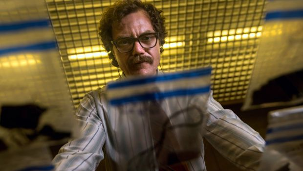 Michael Shannon in The Little Drummer Gir