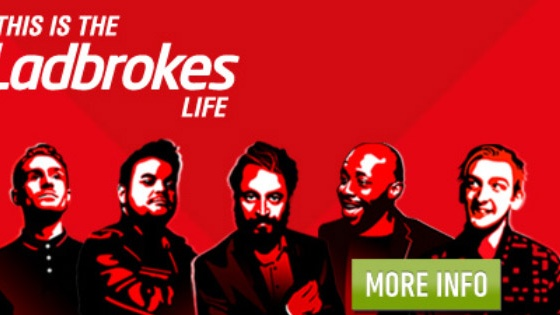Ladbrokes 'Betting Men' advertisements drew some critcism while they were being run. Photo: Screenshot