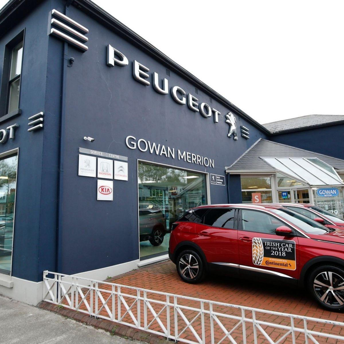 Gowan Group to close landmark Dublin car dealerships and