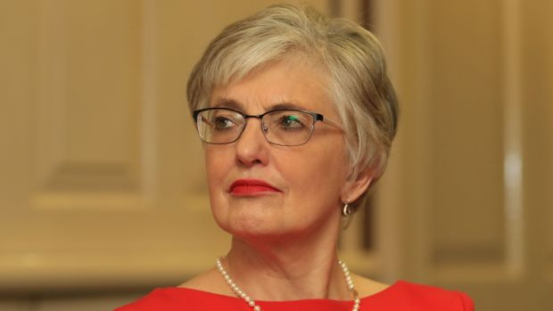 "Minister for Children Katherine Zappone says she is committed to ensuring the future of the ""hugely beneficial"" Growing Up in Ireland study. Photograph: Nick Bradshaw"