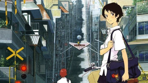 'The Girl Who Leapt Through Time' is Hosoda's first time-travel film.