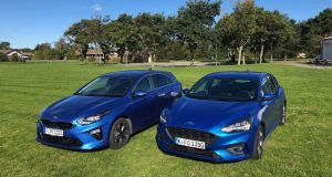 The Kia Ceed and Ford Focus: two tempting hatchbacks go head to head