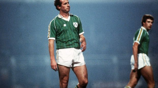 Liam Brady: The former Arsenal, Juventus and Republic of Ireland midfielder was renowned for his skill. Photograph: Billy Stickland/Inpho