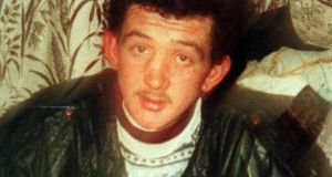 Thomas Begley, the IRA bomber who blew himself up in the Shankill bomb in 1993.