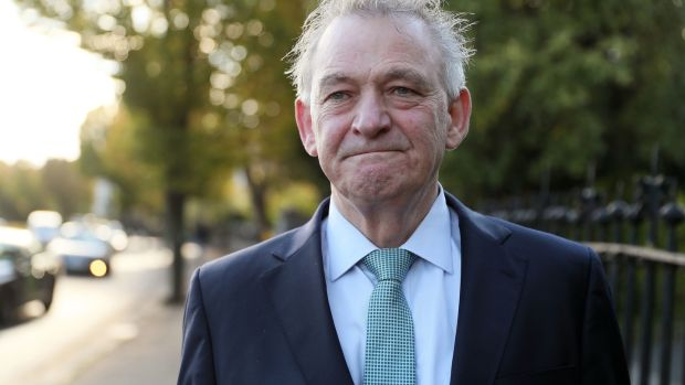 Peter Casey is forecast to get xx% in the presidential election. File photograph: Brian Lawless/PA Wire