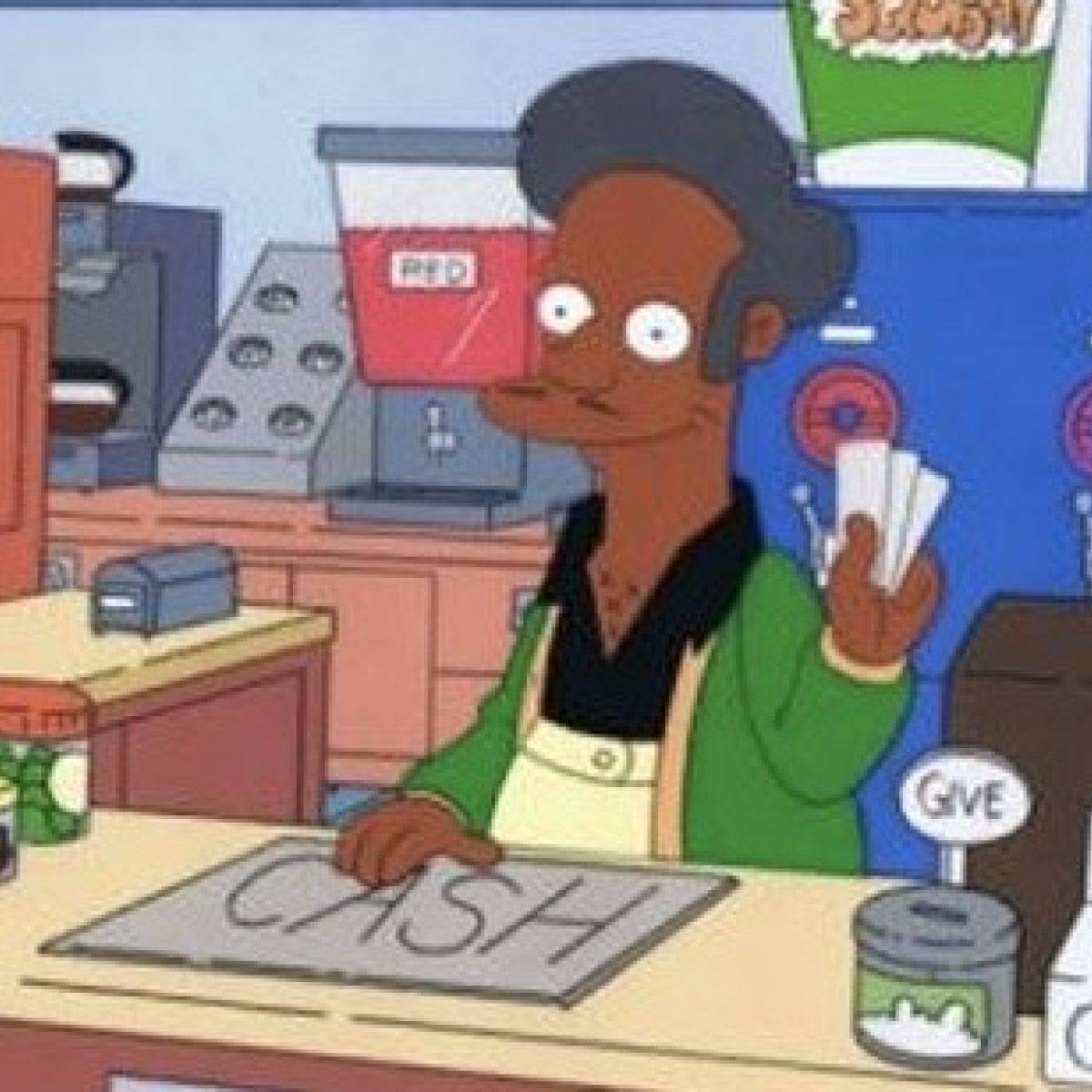 The Simpsons Drop Indian Character Apu Over Racial Backlash