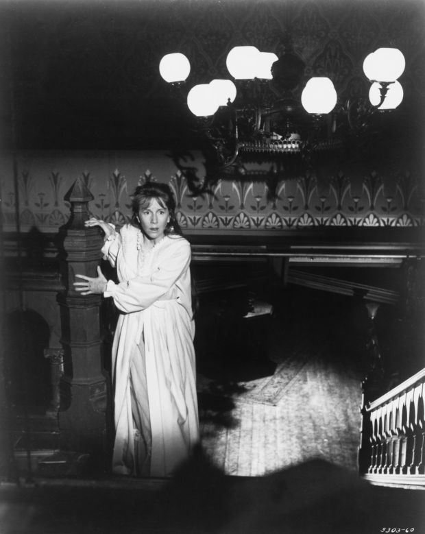 Julie Harris in the 1963 film The Haunting, a classic in its own right. Photograph: John Springer Collection/Corbis via Getty Images
