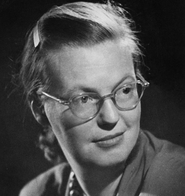 Shirley Jackson in 1951. Photograph: AP Photo