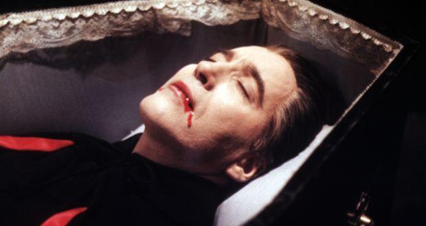 Was Bram Stoker's Dracula inspired by his own Irish family