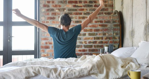 Bed Gordijn 5 : How to wake up in the morning feeling great