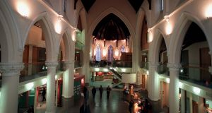 St Andrews Church, the former headquarters of Dublin Tourism, will be home to a new food market with 15 outlets serving up to 400 diners.