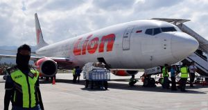 Despite the lifting of EU and US bans, safety problems have continued to surface at Indonesian airline Lion Air. File photograph: AFP/Getty Images