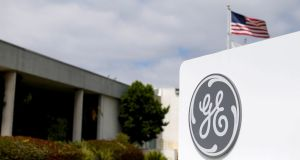GE reported a $22.8 billion (€20 billion) loss for the third quarter on Tuesday, largely due to a writedown in the value of its GE Power business