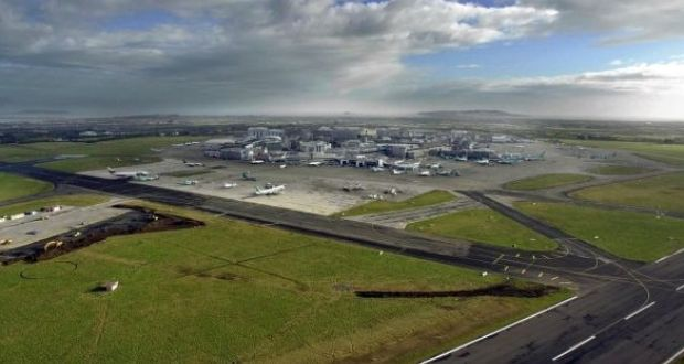 The new runway will be located almost 1.7km to the north of the existing runway at Dublin airport